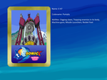 Sonic X: FIU eye-catch card: E-47 Pumpty by bvge