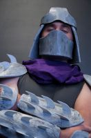 Shredder @ FACTS 2012 by KillingRaptor
