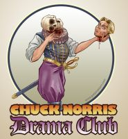 Chuck Norris Drama Club by petersen1973