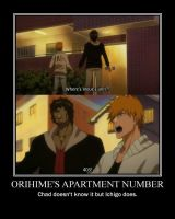 Inoue's apartment number by Harukaze-san