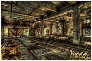 The Planning Mill by kimoz