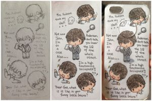 Sherlock: Phone Case Making by EconomyMixer