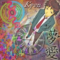 Kyon in Haruhi's World by Artistic-Demon