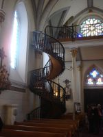 The Miraculous Staircase by maryhelen