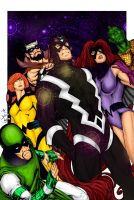 INHUMANS by Mich974
