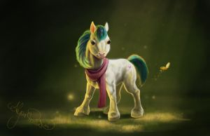 MLP Commission by Leashe
