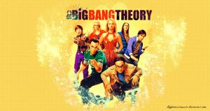 The big bang theory wallpaper 4 by HappinessIsMusic