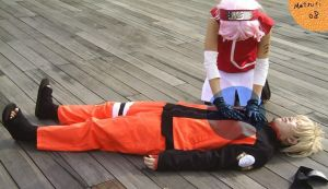 Naruto Cosplay - Healing by rrs