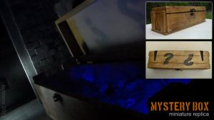 Mystery Box Miniature Replica - Call of Duty Zombz by faustdavenport