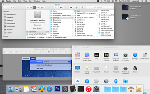 Yosemite Theme Clearify by cobranail