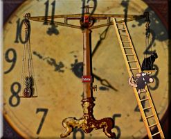 The big clock by jennystokes