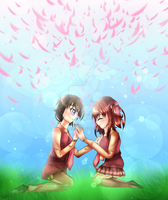 [I'm in love with you without noticing.]- Contest. by Hikari18Ciel