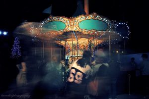 carousel by evenliu