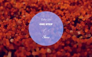 take just one step by fukm