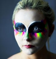 Creative Portrait: Cirque De Soliel by Taiprevail155