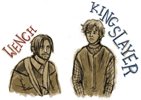 game of thrones - names by frecklesmelody
