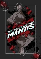 The Mantis Jack of Spades by ixtrove