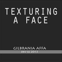 texturing a face by bilox