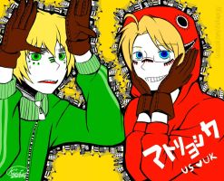 England and America - Matryoshka by kiwi-tiki-01