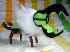 Centipeetle Plush by Rayaya