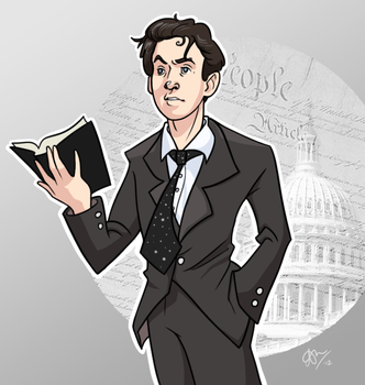 Mr. Smith Goes To Washington by pai-draws