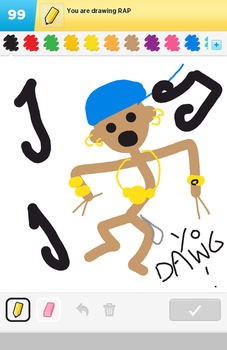 DrawSomething - Rap by Trinsec