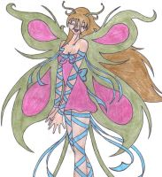 butterfly maiden by Trish87