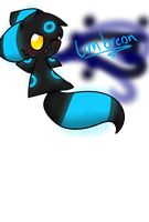 umbreon journal skin (FREE) by BlueTheFoxx