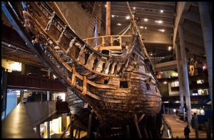 The Vasa by Helkathon