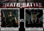 Death Battle - Red Skull vs Herr Kleiser by Rassilon001