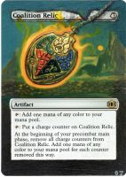 MTG Coalition Relic Alter by DJdrummer