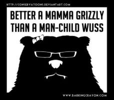 Mamma Grizzly 2.0 by RedTusker