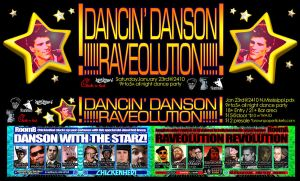 ddr web flyer by reactionarypdx