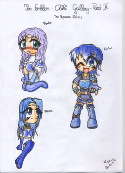 FE Chibi Gallery II- Reload by Kamikaze-Kaito