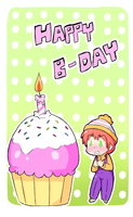 happy b-day 2psealand by neevogirly