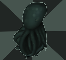Cthulhu Fhtagn by happysmily
