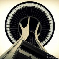 Space Needle by DismayedSense