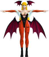 Morrigan Alternate 1 by TRDaz