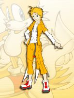 TAILS - Human Form by Garm-r