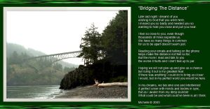 Bridging The Distance by VisualPoetress