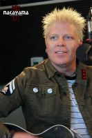 Dexter Holland - The Offspring by UniqueNudes
