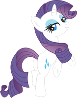 Rarity PNG naked not final by leopurofriki