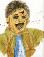 Leatherface by the-taxidermy