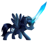 [C] Knight by PoochyPies