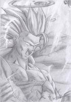 Ssj Goku 3_Original by anneleen