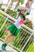 Sailor Jupiter 4 by Insane-Pencil