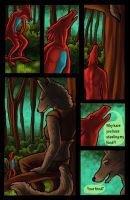 Jackshow Comic Commish: Pg 5 by CannedTalent