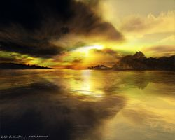 Terragen - My Hope Is You_WPv2 by tigaer