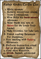 20---To-Do List by SatanSaves