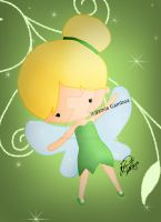 Tinkerbell by penguinkirby
